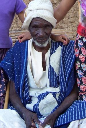 Dugutigi of Soni Cegni, Baba N'Tchio  Diarra